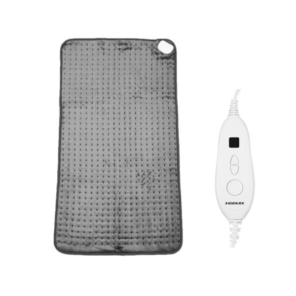 3-Size Electric Heated Pad For Back Neck Legs With Temperature Timing Control