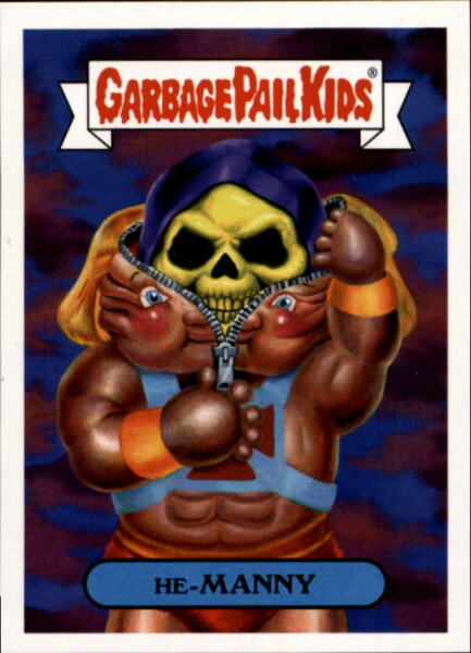 2018 Garbage Pail Kids We Hate the '80s Singles (Pick Your Cards)