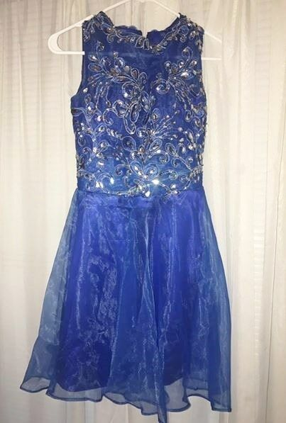 Prom Cocktail Dress Size 00
