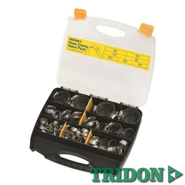 TRIDON Clamp Pack (SMP Series - Multipurpose All Stainless)  SMP82