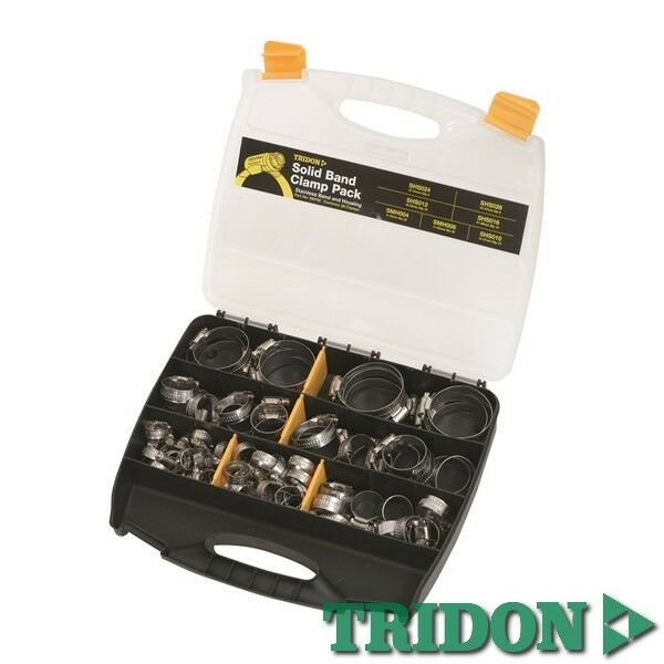 TRIDON Clamp Pack (SMHSHS Series - Solid Part Stainless)  SBP82