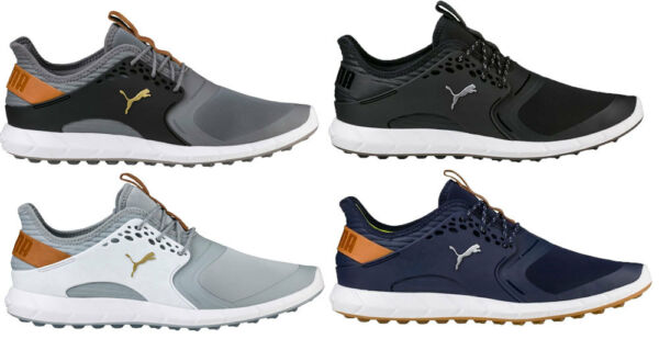 Puma Ignite PWRSPORT Golf Shoes 190583 Men's New 2018 - Choose Color