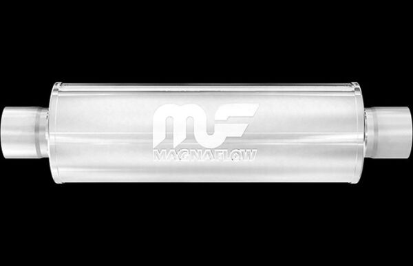 Magnaflow 10416 2.5 inch in/out Stainless Steel MAGNAPACK Muffler
