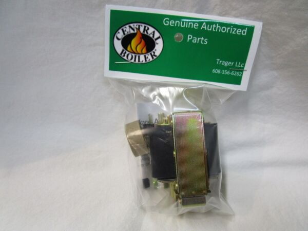 CENTRAL BOILER SOLENOID PT#4184 OUTDOOR WOOD BOILERS HEATING SYSTEM PARTS