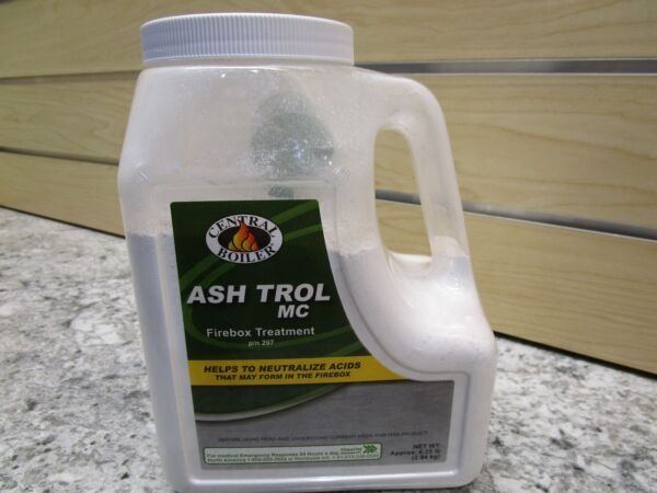 CENTRAL BOILER PART# 297 ASH TROL OUTDOOR WOOD BOILERS HEATING SYSTEM PARTS $31.00
