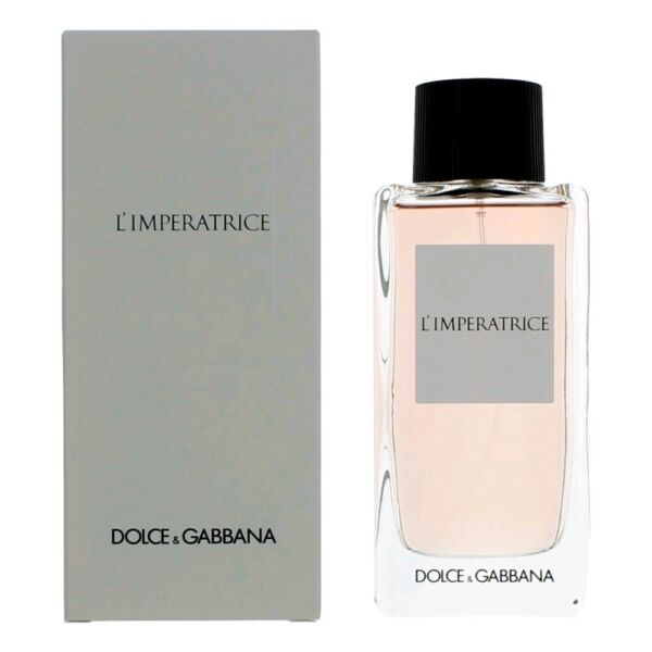 Damp;G Anthology L#x27;imperatrice 3 by Dolce amp; Gabbana 3.3oz EDT Spray women