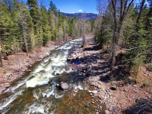 Colorado Gold Mining Claim West Fork San Juan River Silver Mine - 20 acres