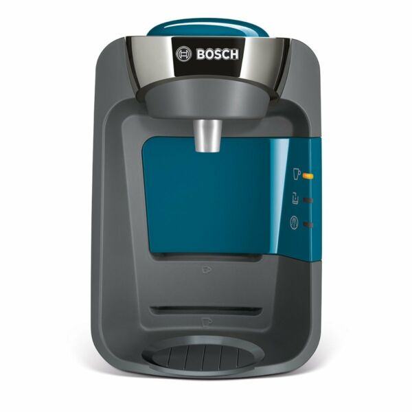 Bosch TAS3205 Tassimo Suny Coffee maker Brewer Capsules 1300 W Blue Pacific