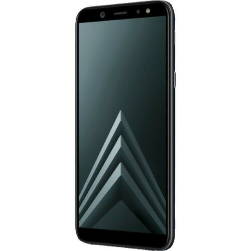 Samsung Galaxy A6 (2018) A600 black Android Smartphone Handy ohne Vertrag WOW!