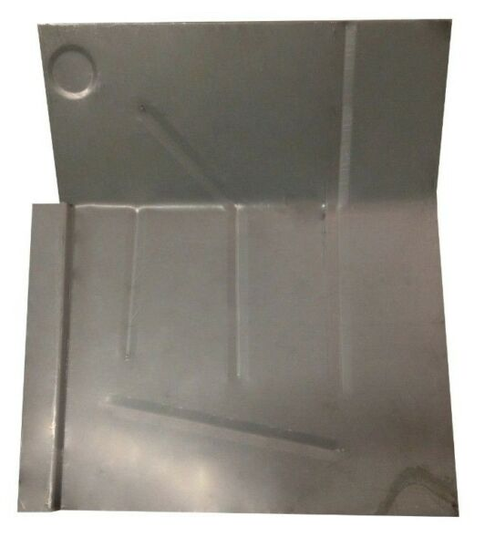 DRIVER SIDE FRONT FLOOR PAN  STUDEBAKER 1953-60  SEDAN & LARKS  NEW!
