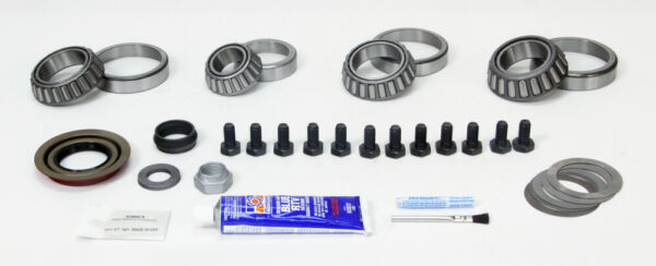 Axle Differential Bearing and Seal Kit Rear SKF SDK304-AMK