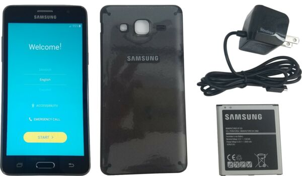 Samsung Galaxy G550T On5 GSM Unlocked 4G LTE Android Smartphone 8GB Cell Phone