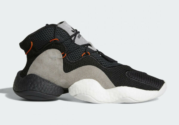 Adidas Originals Crazy Byw Boost You Wear Basketball Black Carbon New Men CQ0993