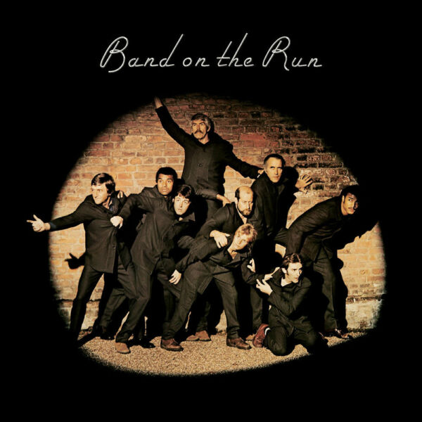 Paul McCartney BAND ON THE RUN 180g MP3s LIMITED New White Colored Vinyl LP
