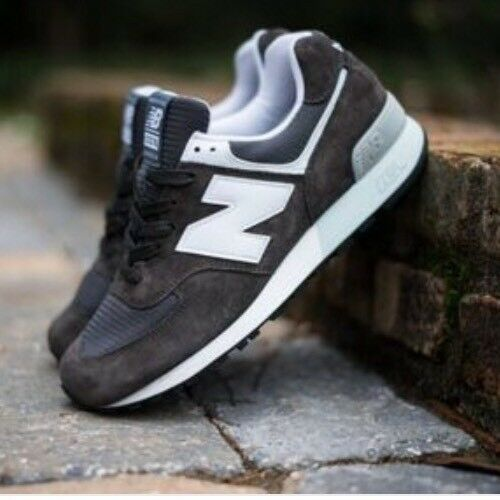 🔥$180 NEW BALANCE 576 Made in USA 11 Charcoal US576ND2 997 998 996 1300 grey