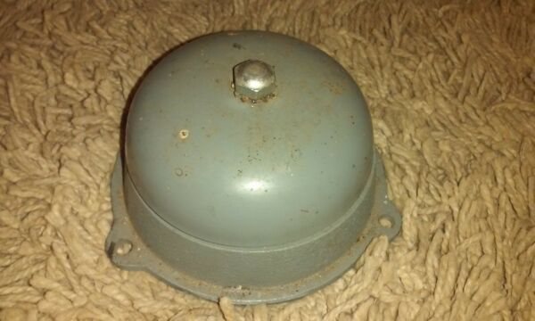 Bell Boxing Antique Vintage Great Ring School Sporting Firehouse PARTS REPAIR