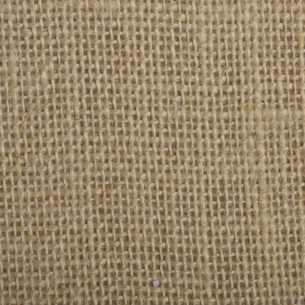 Premium Natural Fiber Burlap Jute Fabric 43'' Width By The Yard