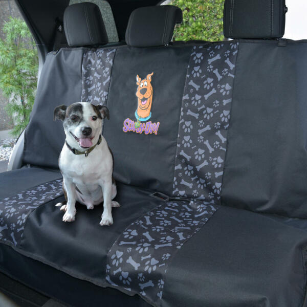 Scooby Doo Universal Rear Bench Seat Cover Waterproof for Pets Dogs Cats $19.90