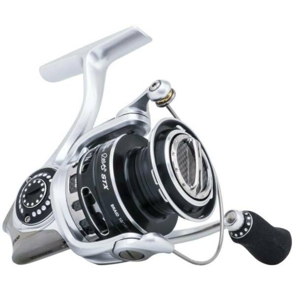 ABU GARCIA Revo STX 30 Spin Salzwasserfeste Spinnrolle by TACKLE-DEALS !!!