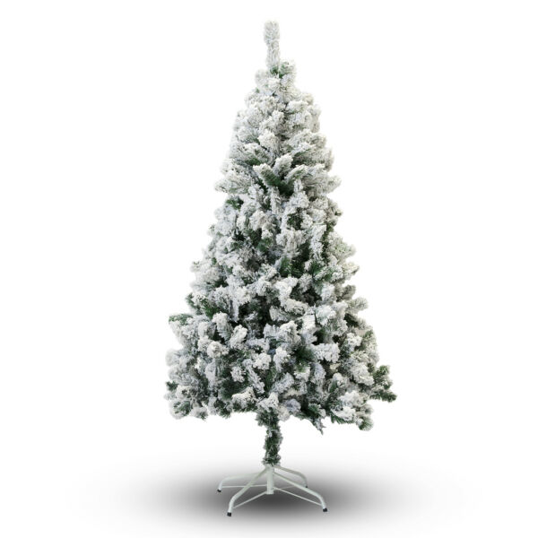 Perfect Holiday Christmas Tree Snow Flocked 45678 feet