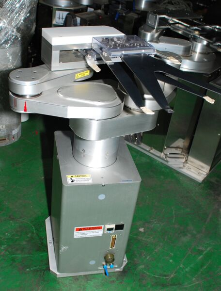JEL Corporation WAFER TRANSFER ROBOT C4442S-00530 Dual Arm Robot with controller
