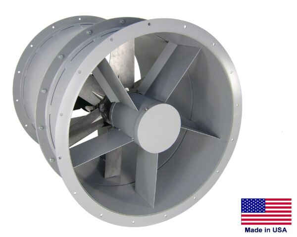 VANE AXIAL DUCT FAN - Direct Drive - 36