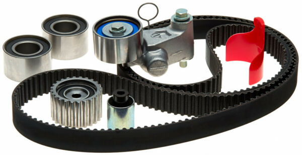 Engine Timing Belt Component Kit-PowerGrip Premium OE Timing Belt Component Kit