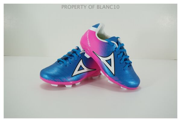 Pirma TODDLER Soccer Cleats Style 179 Blue Pink Supreme Mamba $19.99