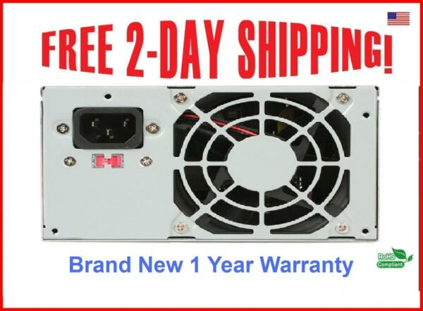 HP Envy h8-1433l Desktop replacement power supply - FREE S&H.