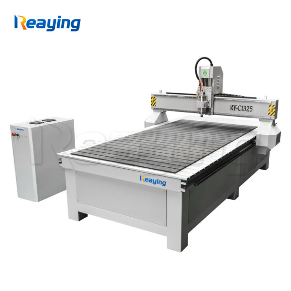 3KW CNC Router Engravering Machine For Wood Acrylic MDF RY-1325C Ball Screw usb