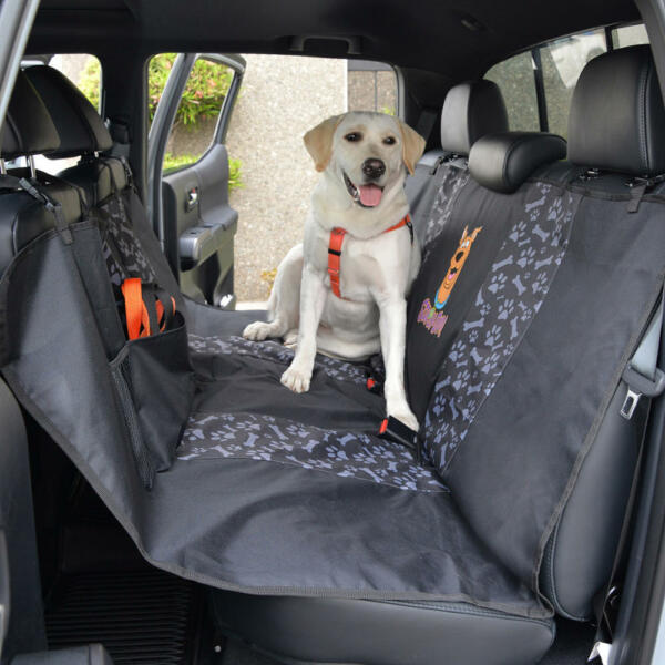 Dog Seat Cover Waterproof Rear Bench Protector for Pets Cat Animal Universal Fit $19.90