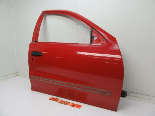 CAVALIER SUNFIRE RIGHT FRONT DOOR PANEL OUTER SHELL CAR RED OEM R RH RF OUTSIDE