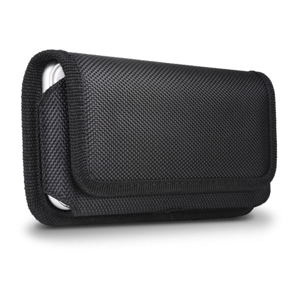 HORIZONTAL BELT CLIP HOLSTER POUCH HOLDER CASE COVER For iPhone 8 7 Plus XS MAX