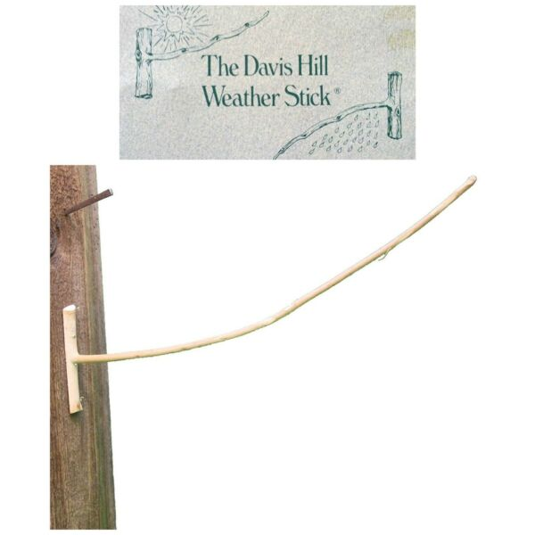 Weather Stick Good Weather Bad Weather Outdoor Living Garden Accurate Predicting