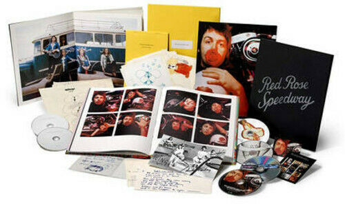 Paul McCartney & Wings - Red Rose Speedway [New CD] Boxed Set