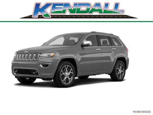 2019 Grand Cherokee Upland 2019 Jeep Grand Cherokee Upland 10 Miles Sting Gray Clearcoat 4x2 Upland 4dr SUV