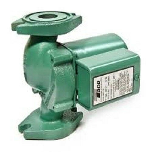 Taco 007 HBF5 J Bronze Cartridge Circulator Pump For Outdoor Wood Boiler $107.26