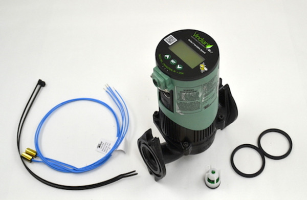 Taco VT2218 HY1 FC1A00 VAR SPD High Efficiency Motor For Outdoor Wood Boilers $284.95