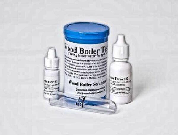 Nitrite Water Test Kit For Various Outdoor Wood Boilers Furnace $34.95