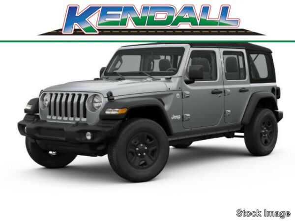2019 Wrangler Sport 2019 Jeep Wrangler Unlimited Sport 20 Miles Sting Gray Clearcoat 4x4 Sport 4dr S