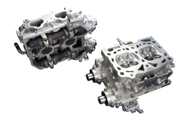 TOMEI COMPLETE HEAD EJ25DCH for DUAL AVCS PHASE 2 -234051