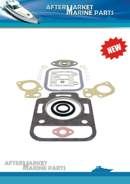 Head Gasket Set for Volvo Penta MD1 MD2repalces#: 875422 876415 - 79mm Piston