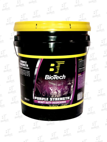 Purple Strength Heavy Duty Degreaser 5 Gallons Pail