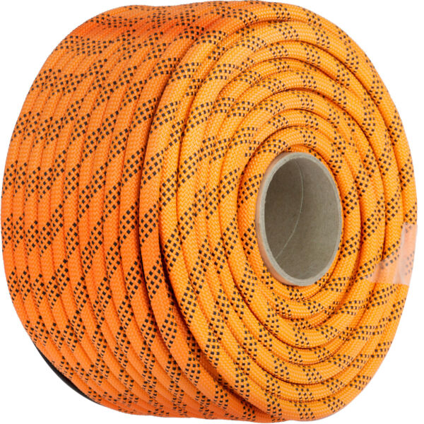200#x27; Double Braid Polyester Rope Rigging Rope 7 16quot; 8400lbs Breaking Strength $45.98