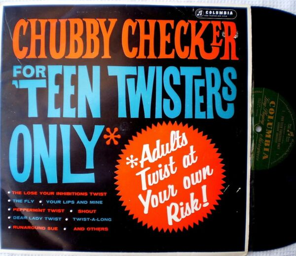 CHUBBY CHECKER-FOR TEEN TWISTERS ONLY