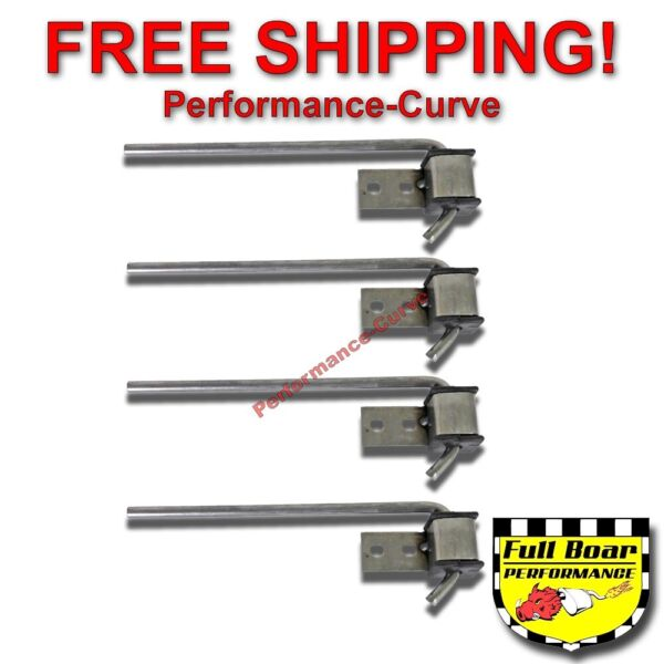 Southern Swinger Custom Exhaust Hanger 45° Bend 3 8quot; Rod 10quot; Long Qty 4 $12.95