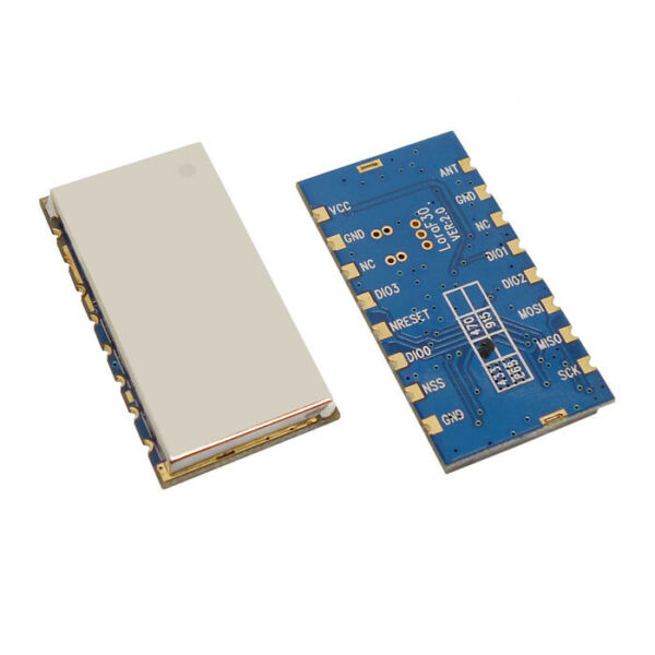 Lora1276F30 sx1276 500mW long range wireless transceiver module 868915MHz