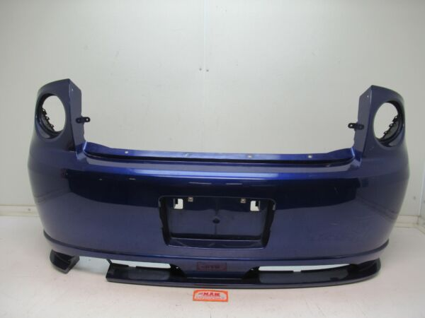 REAR BUMPER COVER BACK CAR LASER BLUE METALLIC fits 05-10 COBALT SS COUPE 2.0L