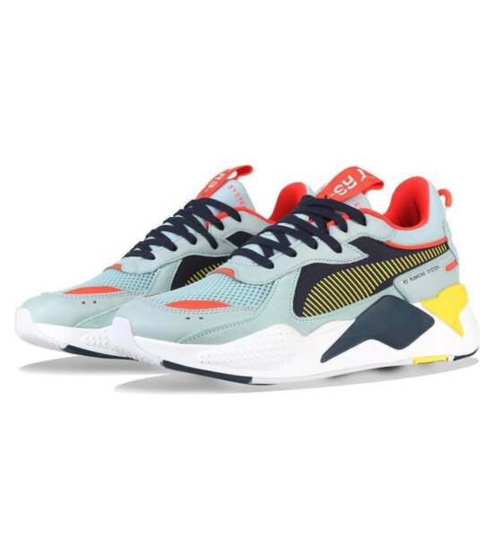 Puma x Reinvention RS-X Whisper Light Sky Peacoat Lifestyle Sneakers 369579-03