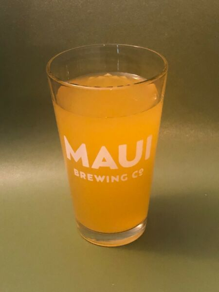 Maui Brewing Company beer glasses pint size 16 oz. brand new. Set of 4